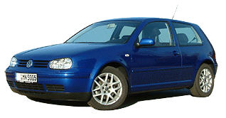Golf IV Highline